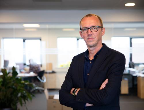 Jimmi Jørgensen er ny havnedirektør hos Korsør Havn